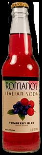 Romanossoda yumberry
